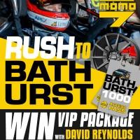 Rush To Bathurst Graphic