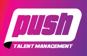 Push Talent Management Logo